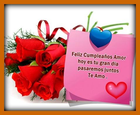 Felicitaciones De Cumpleaños Tarjetas Con Frases De Felíz