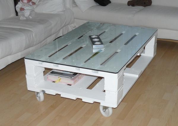 Imgenes de Muebles con Palets sofas mesas camas ideas y