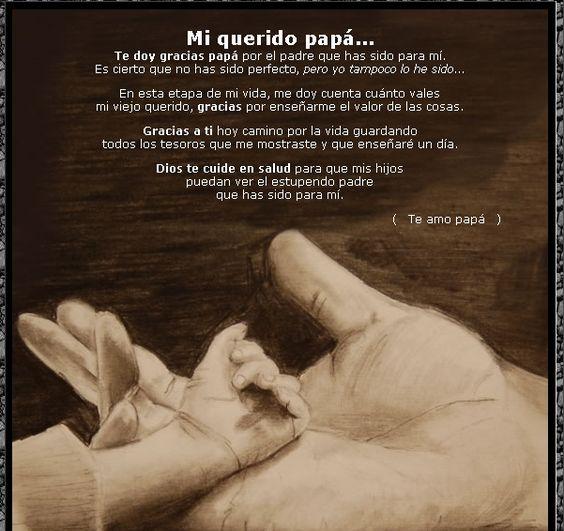 Poemas Para Los Padres Unpasticheorg