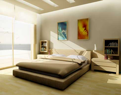 recamara-estilo-minimalista