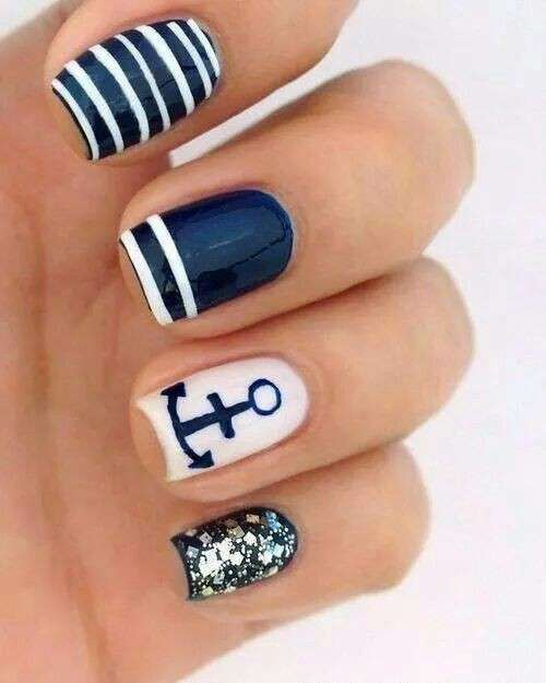 Hermosos Peinados y diseños de uñas decoradas para lucir bellisima ...
