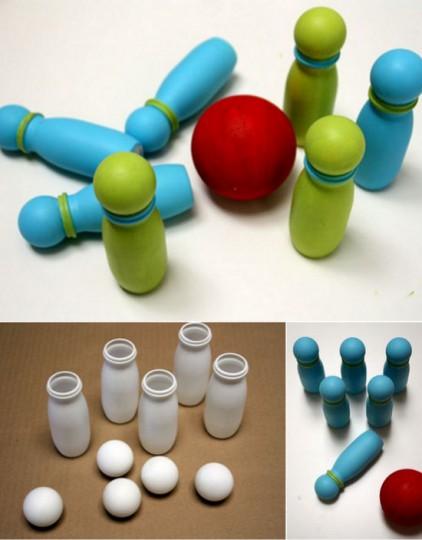 manualidades-con-material-reciclado-para-ninos-bolos-422x540