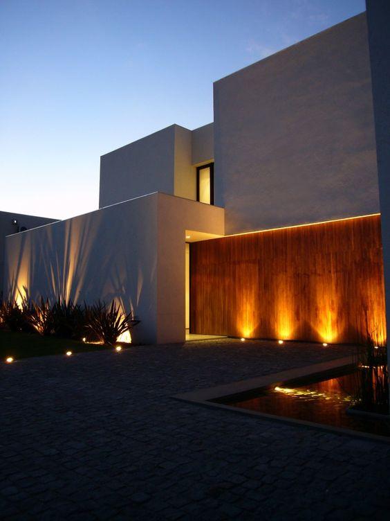 60 Imágenes de Casas Modernas, fachadas, interiores y jardines ...