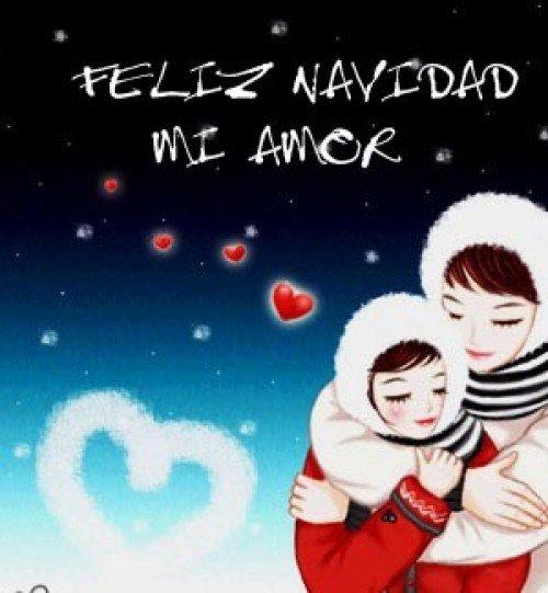 Tarjetas De Feliz Navidad Amor Mio Feliz Navidad En Europa