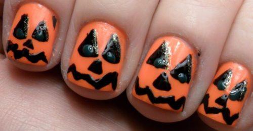 unas-halloween-unas-decoradas-de-halloween-2012-calabazas