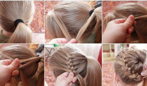 Peinados De Nina Para Fiesta Paso A Paso Peinado