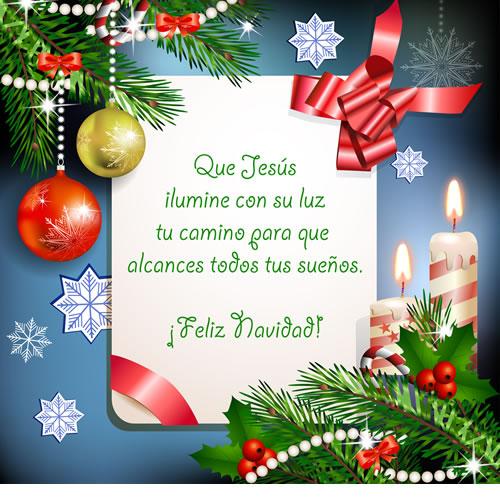 Im genes frases felicitaciones de fel z navidad y a o - Objetos de navidad ...
