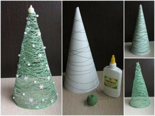 manualidades-de-navidad-ideas-arbol-navidad