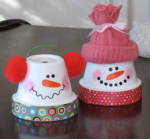 manualidades-muneco-nieve