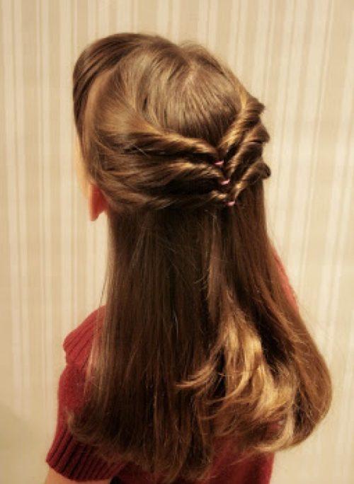 peinados-faciles-para-ninas-con-pelo-largo