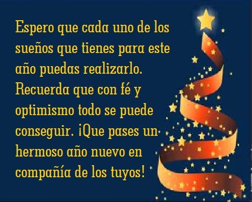 Imágenes Frases Felicitaciones De Felíz Navidad Y Año