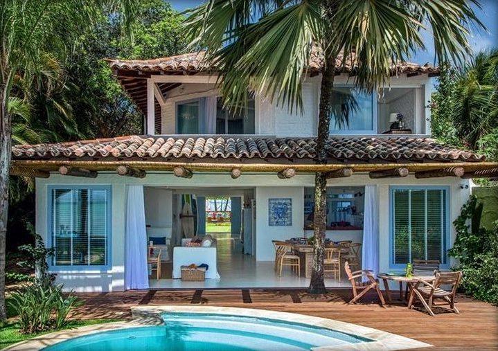 183 casas campestres modernas dise os interiores y On diseno de jardines para casas campestres