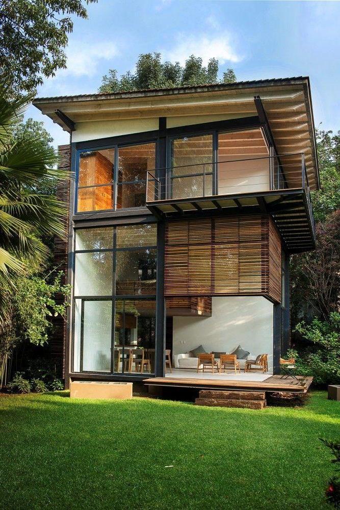 183 casas campestres modernas dise os interiores y On diseños casas campestres pequeñas