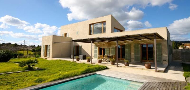 183 casas campestres modernas dise os interiores y for Disenos de casas prefabricadas modernas