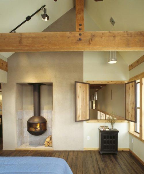 183 Casas Campestres Modernas Disenos Interiores Y Fachadas - Decoracion-y-diseo-de-interiores-de-casas