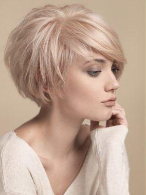 imgenes de peinados sencillos para cabello largo - Pelados Cortos Mujer
