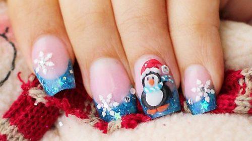 90 Imagenes De Unas Navidenas Decoradas Para Navidad Informacion