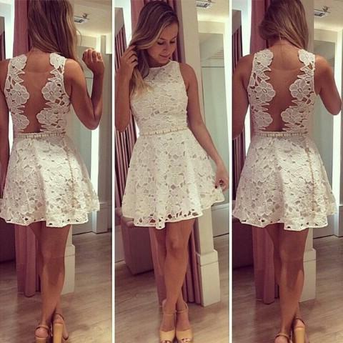 Imagenes de vestidos cortos y largos