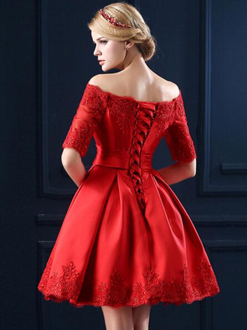 6d9bb5702 A continuación te dejamos algunas imágenes con vestidos de 15 años rojos