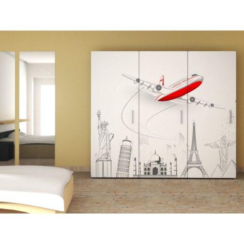 Decorar muebles con vinilo awesome coloca vinilos en los for Vinilos decorativos dormitorio