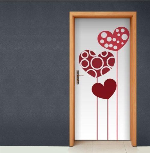 207 Imagenes De Vinilos Decorativos Infantiles Para Dormitorios - Decoracion-para-puertas