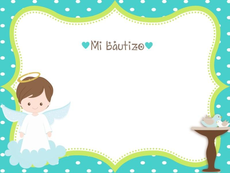 Frases Religiosas De Bautizo Invitación