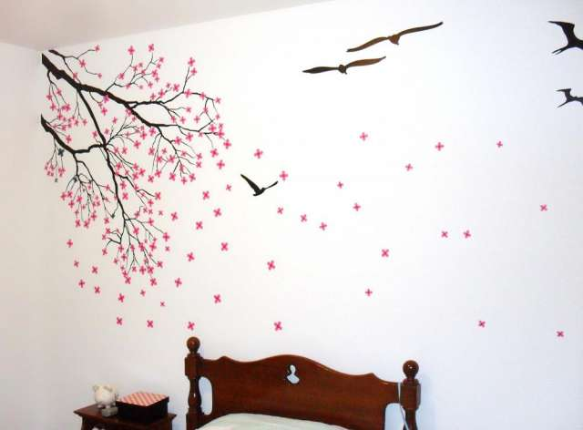 Decoracin de paredes 45 Imgenes con ideas para decorar