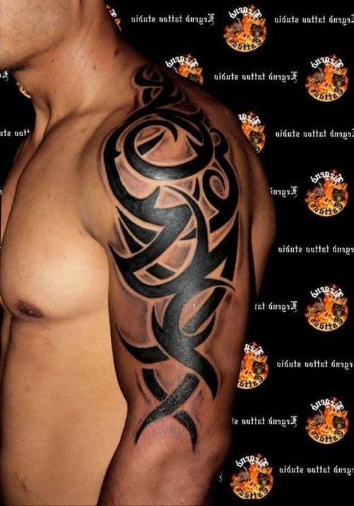 Tatuajes Tribales Para Hombres Y Mujeres 85 Imágenes Información
