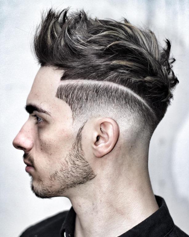 Peinado Hacia Atras Hombre Affordable Great Peinados Hacia Atras