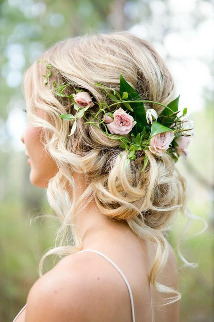 99 Imgenes de peinados de novia tendencias para tu boda