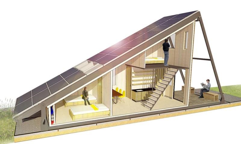 Arquitectura sustentable bioconstruccion casas Arquitectura y construccion de casas