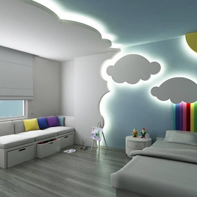 160 im genes de decoraci n de interiores dormitorios y for Recamaras juveniles modernas