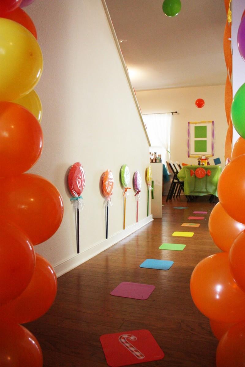 Decoraci n de fiestas de cumplea os 94 im genes for Ideas para decorar fiestas de cumpleanos