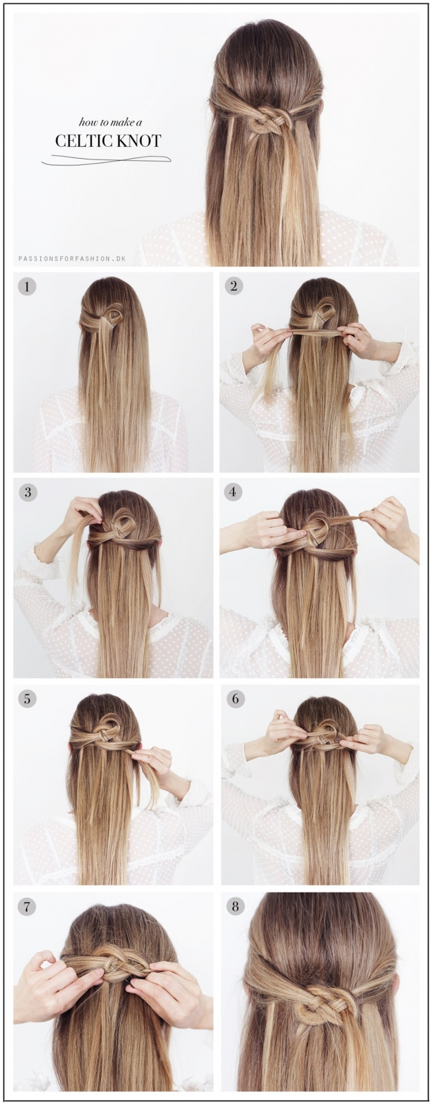 Fácil peinados faciles y rapidos paso a paso Colección De Cortes De Pelo Tutoriales - Peinados fáciles y rápidos para la escuela, el trabajo y ...