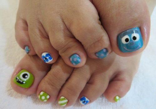 Uñas Decoradas Para Niñas Con Diseños Bonitos 80 Imágenes