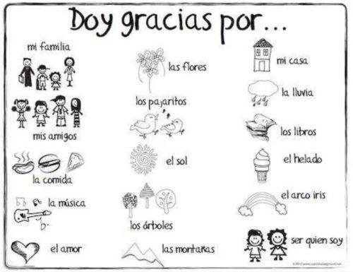 77 Imágenes con frases de agradecimiento y gratitud   Información ...