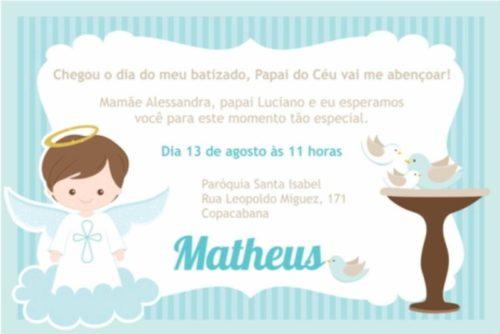 invitaciones y recuerdos para bautizo 107 imágenes con ideas