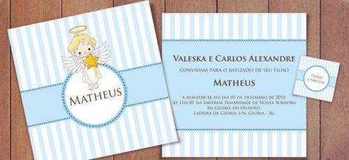 Invitaciones Y Recuerdos Para Bautizo 107 Imágenes Con
