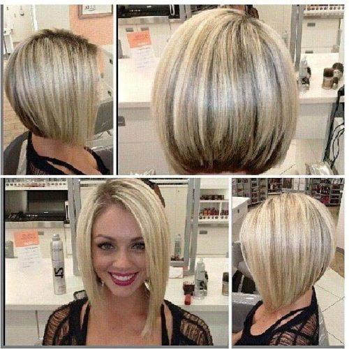 Peinados pelo corto atras largo adelante