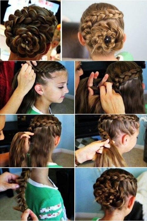 Peinados Para Niñas Con Trenzas 82 Imágenes Estilos Y