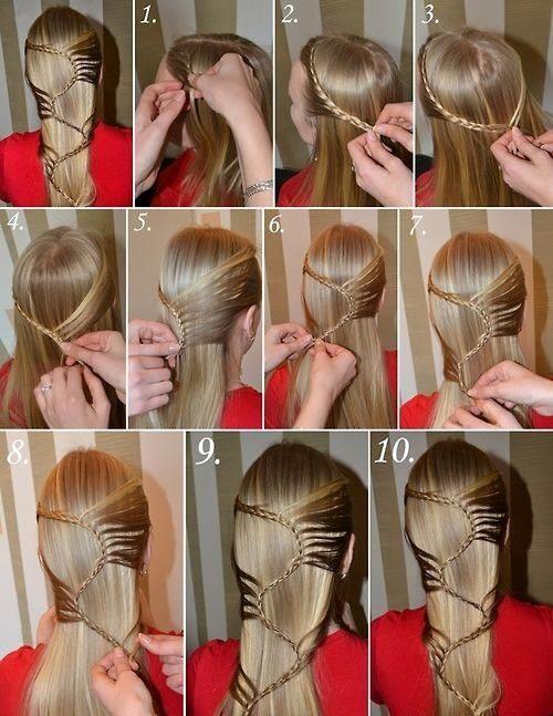 Peinados Para Ninas Con Trenzas 82 Imagenes Estilos Y Tutoriales