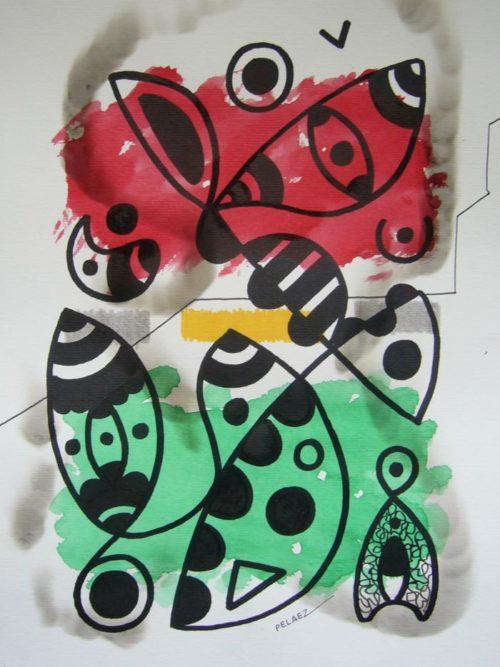 179 Imágenes Abstractas: Pinturas, Dibujos y Fondos | Información ...