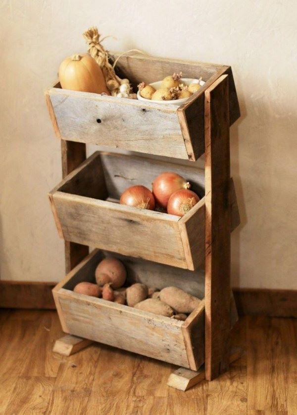 Casas r sticas im genes decoraci n y fachadas - Muebles de madera rusticos para cocina ...