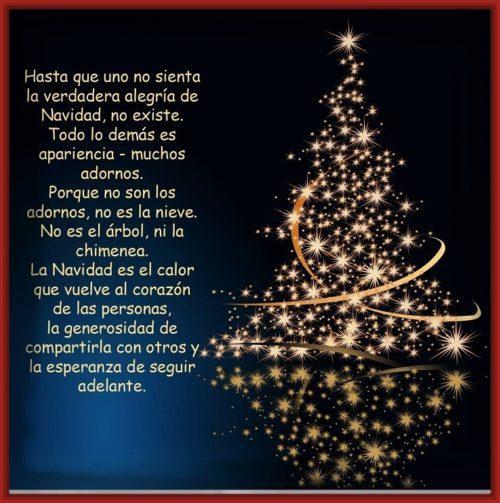 Imagenes De Navidad 2018 Mensajes Frases Pensamientos Y
