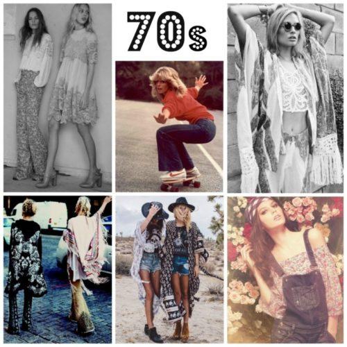 mayor selección modelos de gran variedad moda más deseable Moda de los Años 50, 60, 70, 80 y 90 (215 imágenes ...