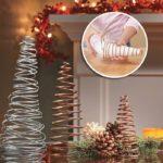 69 Árboles de Navidad originales, artesanales y reciclados para hacer en casa