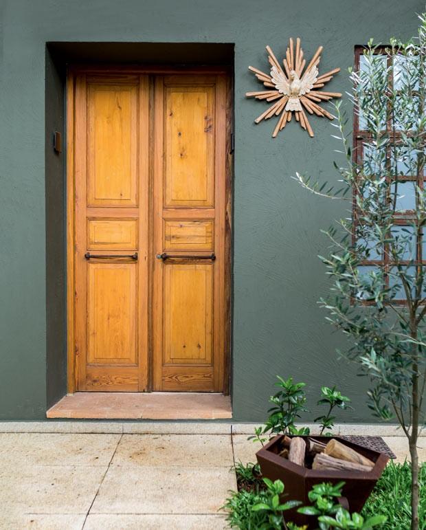 175 puertas de madera para tu casa que te encantar n for Puertas de madera antiguas