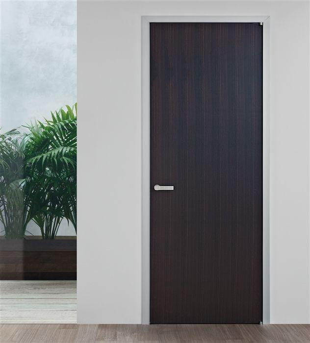 175 puertas de madera para tu casa que te encantar n for Puertas de aluminio para habitaciones