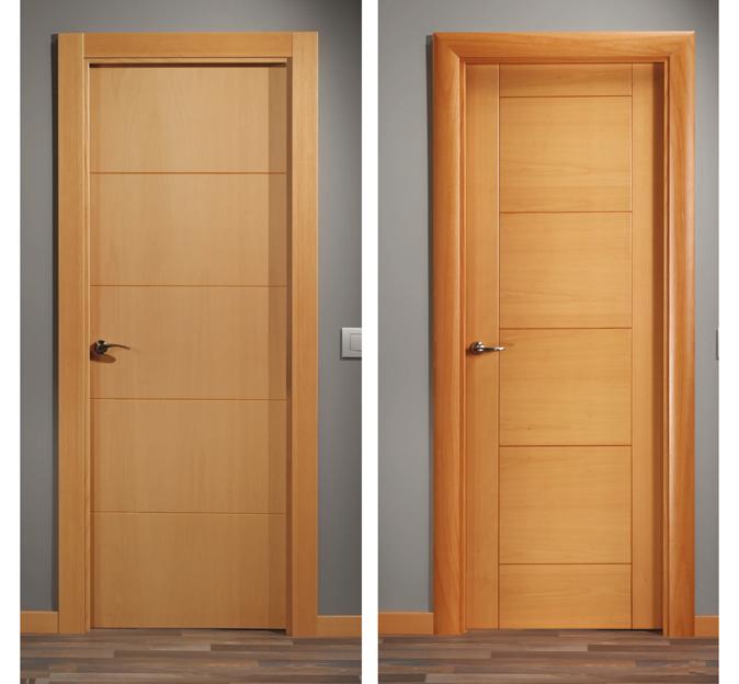Maquetaci n 1 informaci n im genes for Puertas de madera para habitaciones