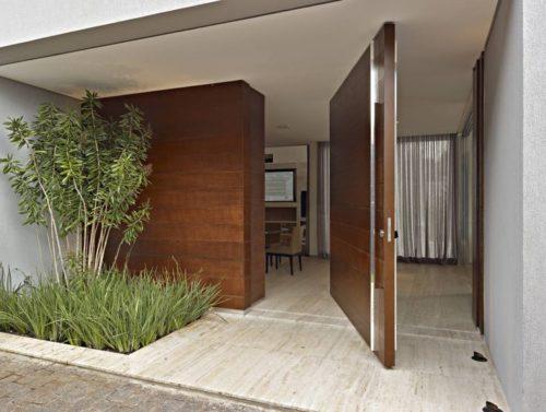 175 Puertas de Madera para tu Casa que te Encantarán | Información ...